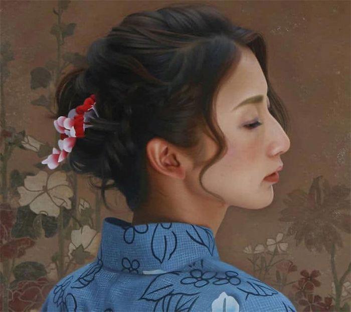 Paintings By Yasutomo Oka