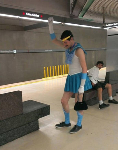 Funny Cosplays