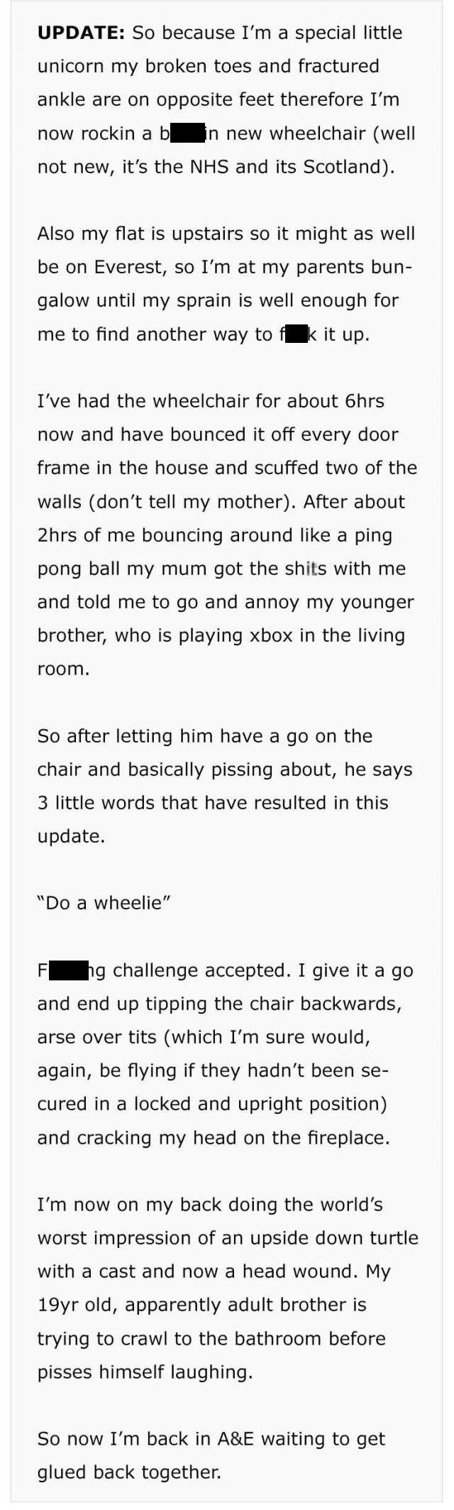 Unlucky Girl