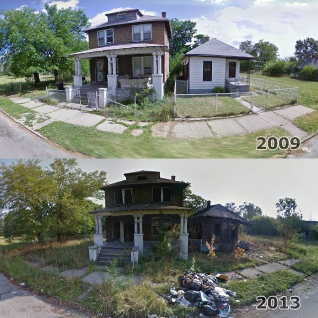 How Detroit Has Changed