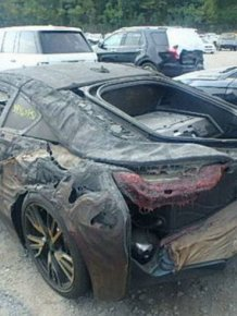 Crashed Supercars