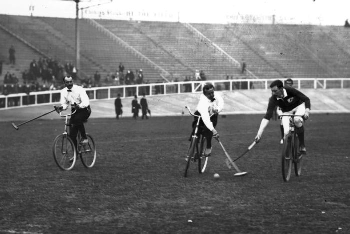 Incredible Pictures From Early Years Of The Olympics