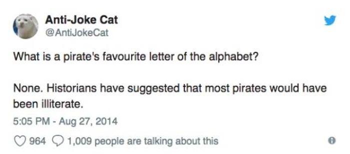 Dark Jokes By Anti-joke Cat