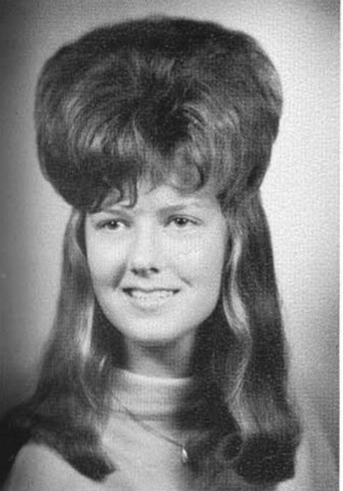Big Hair From The 1960s