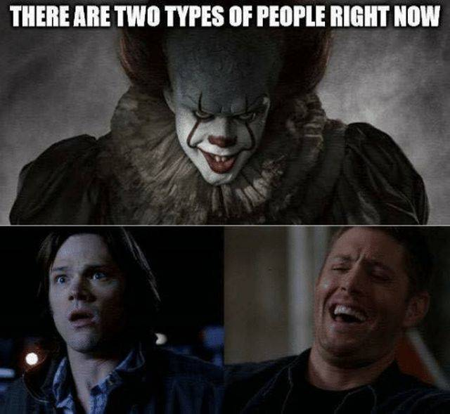 There Are Two Kinds Of People...