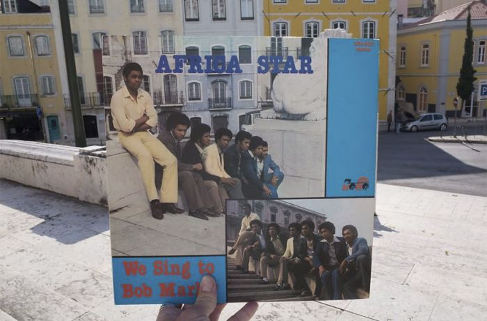 Photographer Spends Years Tracking Down The Locations Of Reggae Vinyl Covers