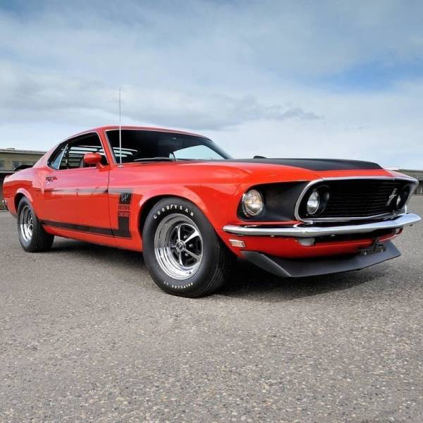 Beautiful Muscle Cars