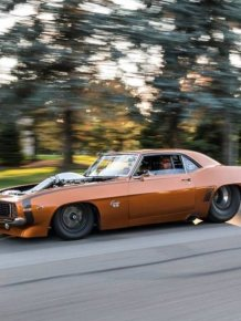 Beautiful Muscle Cars