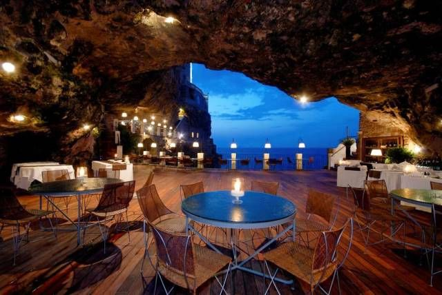 Unusual And Beautiful Restaurants