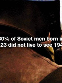 Very Interesting Statistics