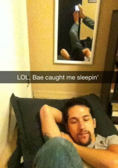 Funny Photos From Snapchat