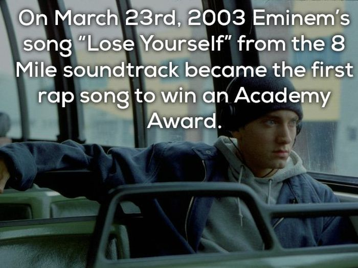Facts About Eminem