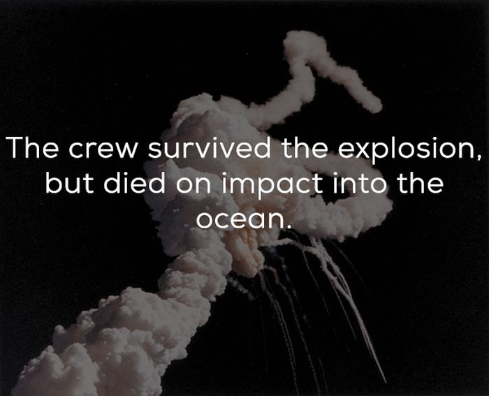 Facts About The Challenger Shuttle Disaster