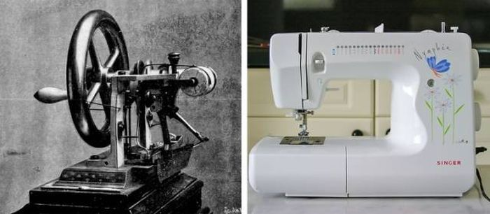 How Modern Objects Looked Like A Long Time Ago