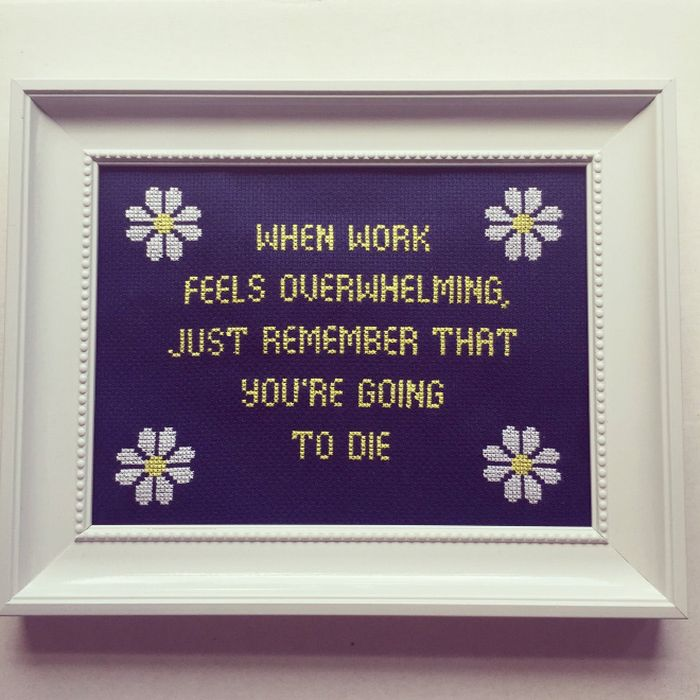 Funny Cross Stitches