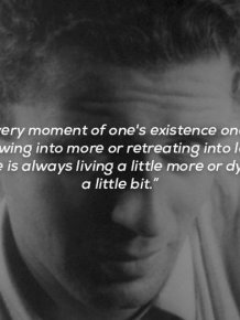 Words Of Norman Mailer