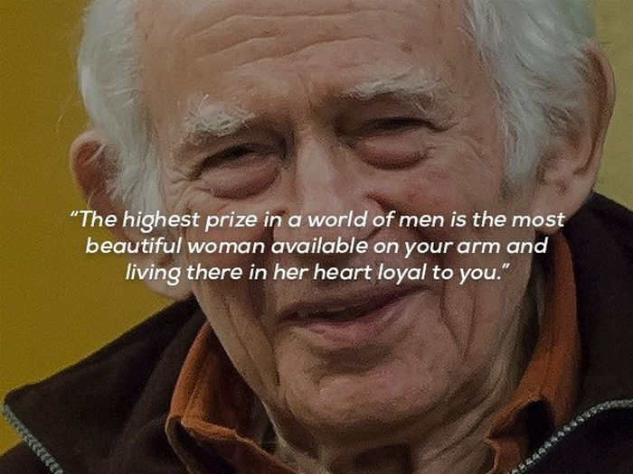 Words Of Norman Mailer