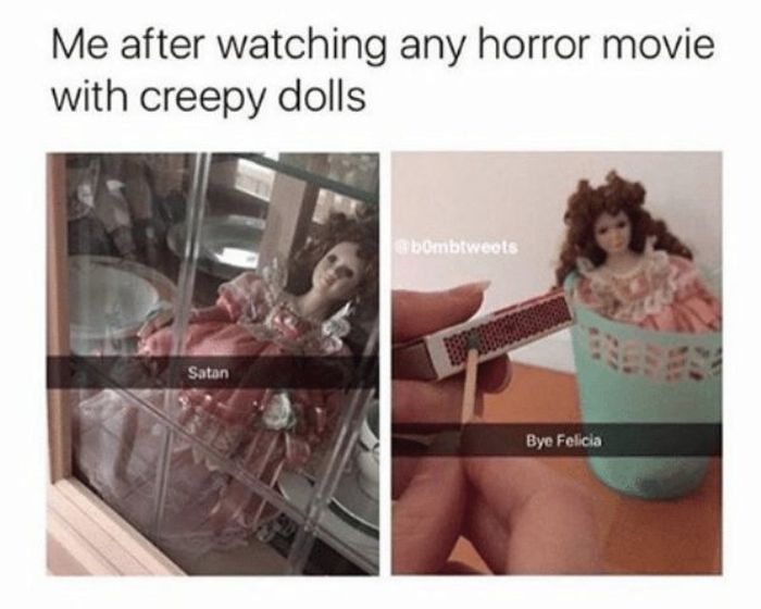 Scary Movie Memes