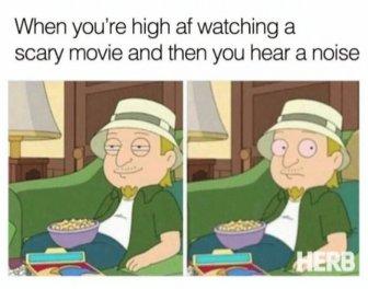 Scary Movie Memes