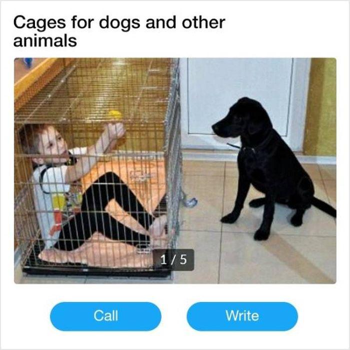 Weird Ads