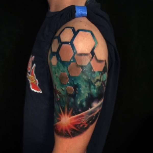 Nice Tattoos, part 2