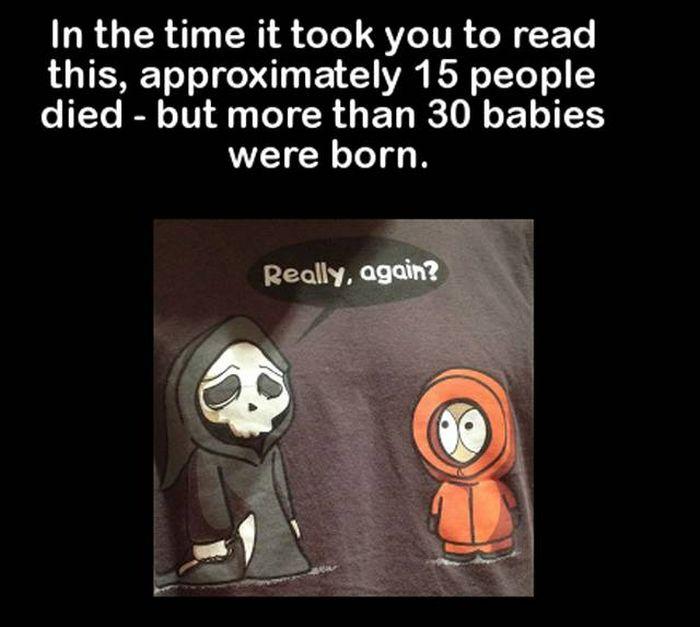Interesting Random Facts, part 2