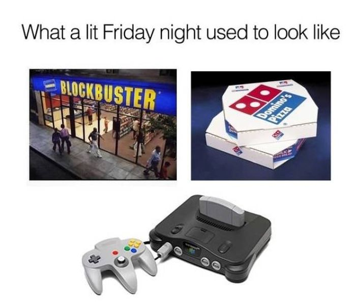 Let's Go Back To The 90s