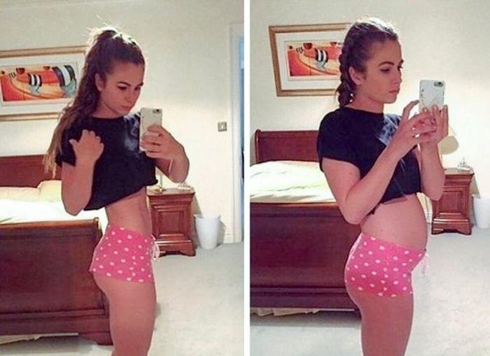 Instagram Photos Vs Real Life Photos