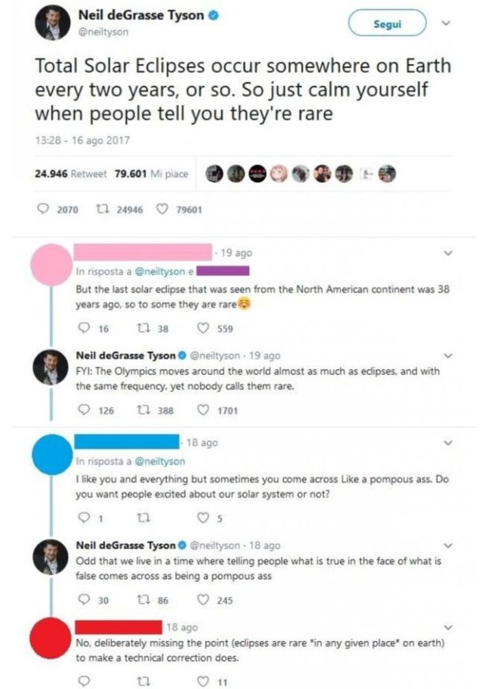 Neil deGrasse Tyson Is Kind Of A Jerk