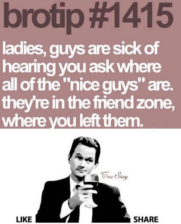 Guys In Friendzone