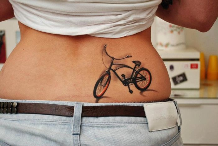 Realistic Tattoos