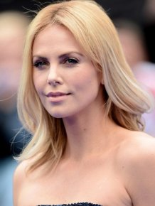 Charlize Theron Gained 50lb