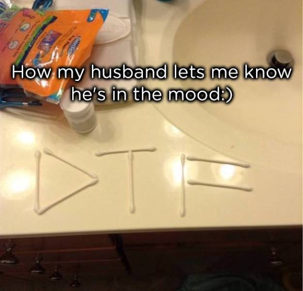 Husbands With A Good Sense Of Humor