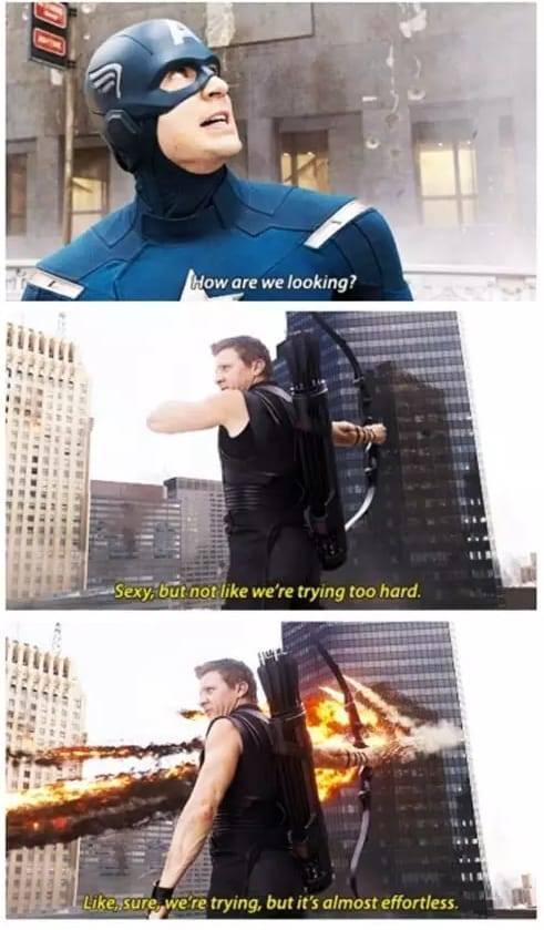 Marvel Memes