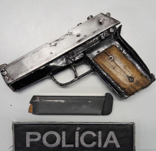 Custom Home Made Guns