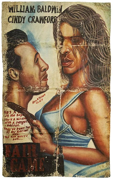 Funny African Movie Posters