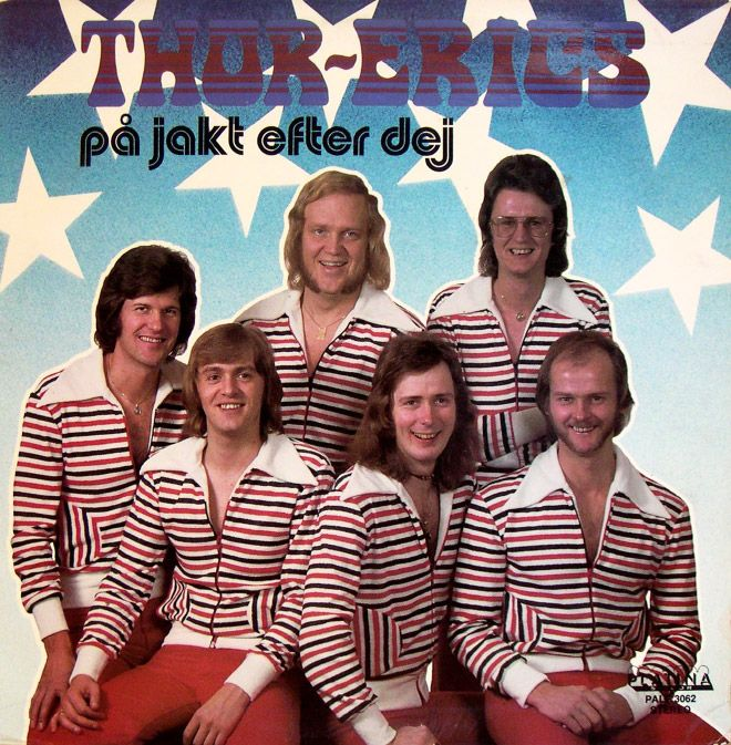 Covers of 1970s Swedish Bands