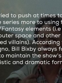 Hulk TV Show Facts