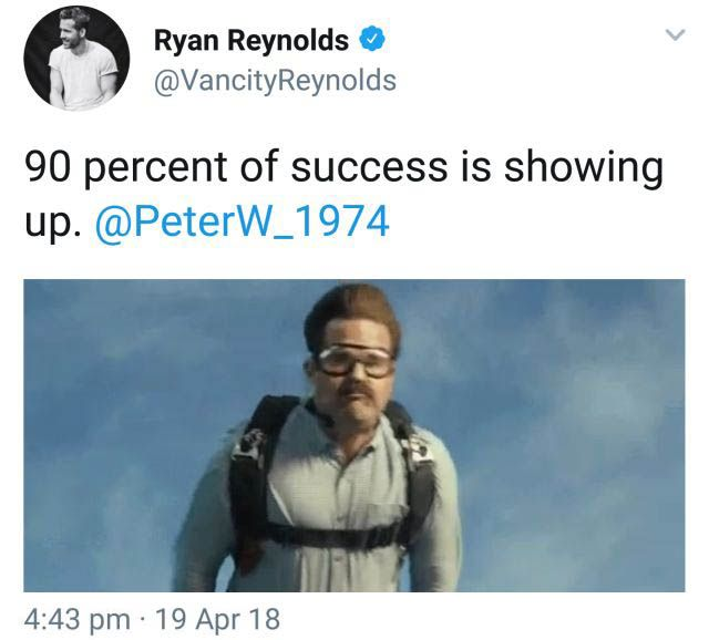 Ryan Reynolds Finally Meets His Match On Twitter