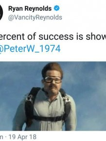 Ryan Reynolds Finally Meets His Match On Twitter
