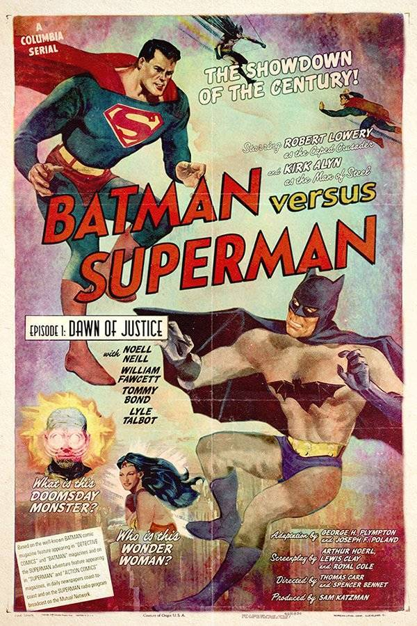 What Would Movie Posters Look Like In The Past