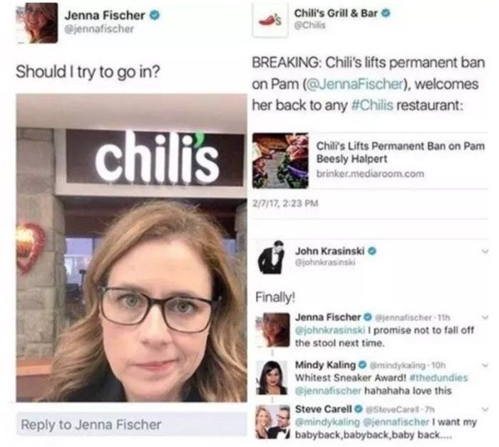 When The Cast Of 'The Office' Nailed It