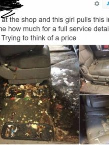 The Dirtiest Car Ever?