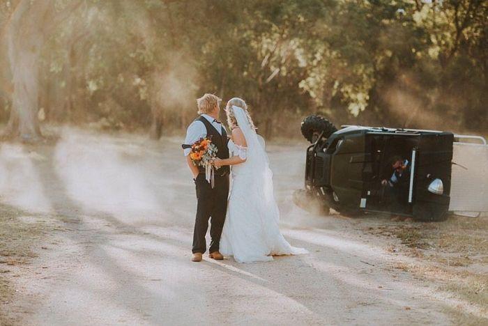 Wedding Fail