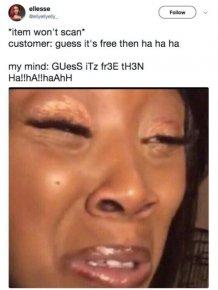 Working In Retail Memes