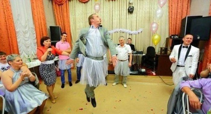 Russian Weddings Are Different