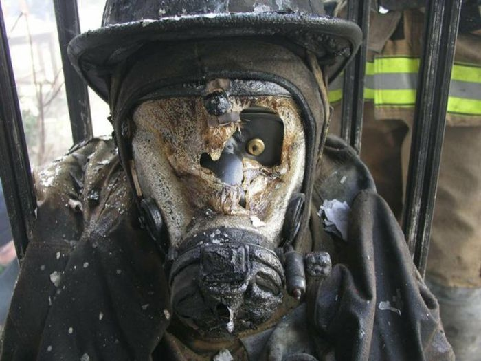 It's Dangerous To Be A Firefighter