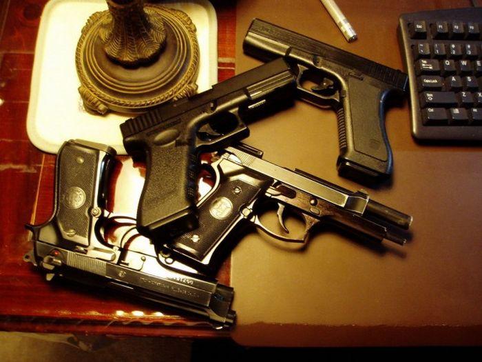 Photos Of Guns