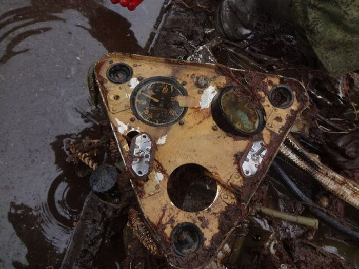 This World War II Plane Spent 76 Years in Swamps
