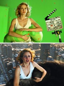 Photos From The Filming Of Cult Movies